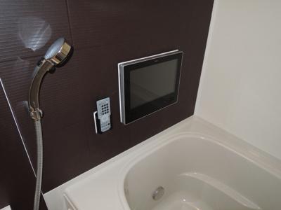 ☆浴室TV☆
