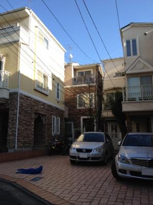 千駄ヶ谷住宅(賃貸一戸建て)