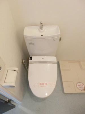 【トイレ】セントエルモ鷹取