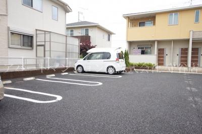 【駐車場】F・ルミエール