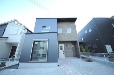 【外観】クロワールタウン東山公園 モデルハウス仕様 新築戸建
