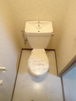 【トイレ】真能ハイツ