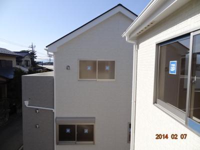 【外観】桶川市下日出谷新築分譲住宅全2棟