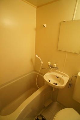 【浴室】荻野マンション