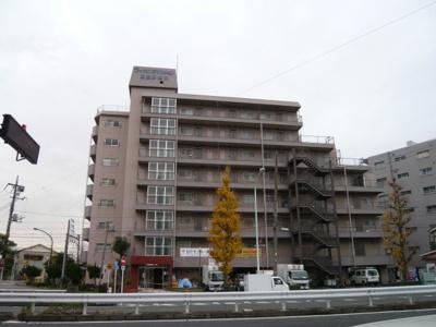 【外観】ライオンズマンション森田多摩川