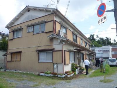 【外観】谷川5戸1貸家