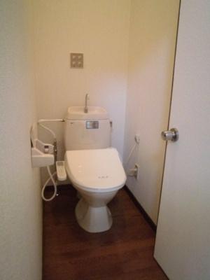 【トイレ】フローレス茶畑