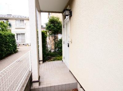 【エントランス】井上タウンハウス(吉祥寺賃貸一戸建て)