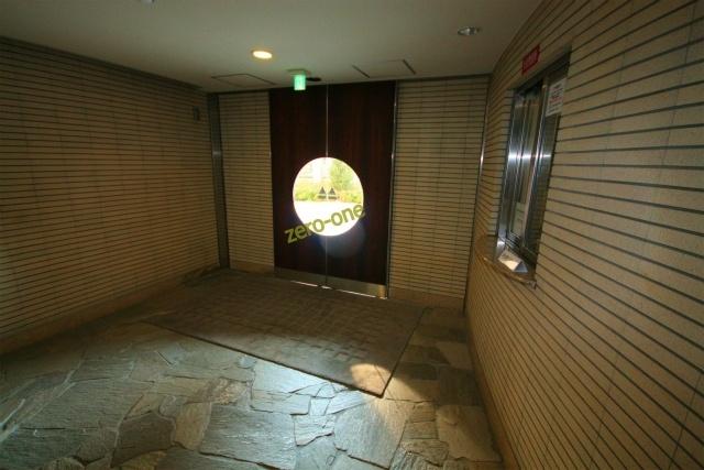 【エントランス】パークスクエア高石