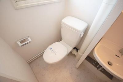 インパルス野間大池(2LDK) トイレ