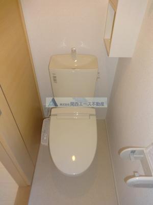 【トイレ】コートブランシュ