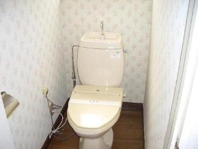 【トイレ】ヴィラ山王