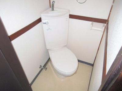 【トイレ】松栄荘
