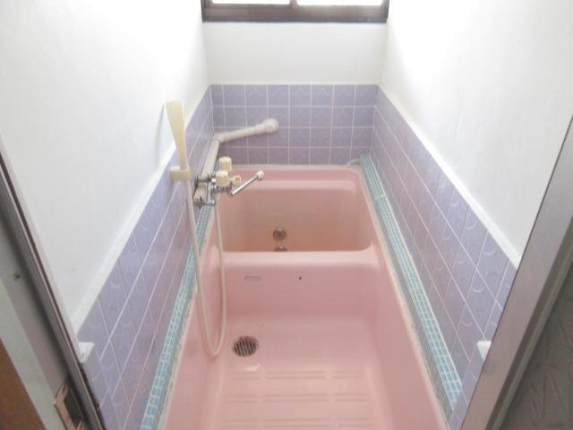 【浴室】松栄荘