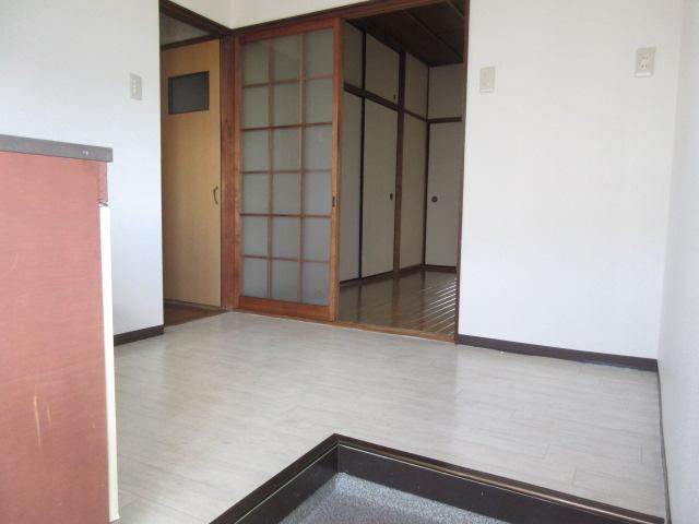 【居間・リビング】松栄荘