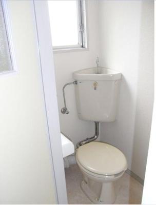 リバーサイド天神南(1LDK) トイレ