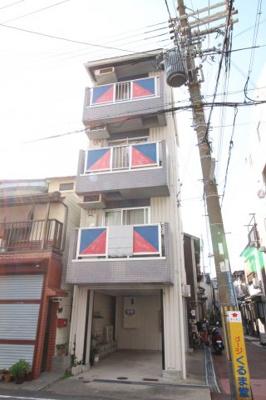 【外観】久保マンション