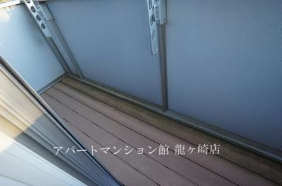 【バルコニー】クレスト藤ヶ丘ⅢA棟