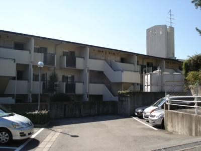 【外観】平井山荘ハイツ