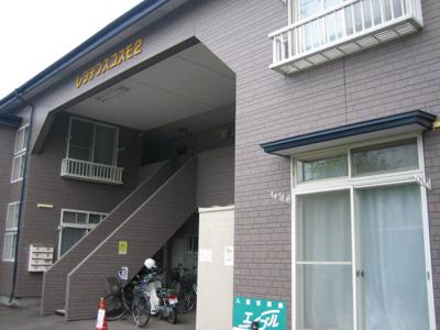 【外観】レジデンスコスモ2