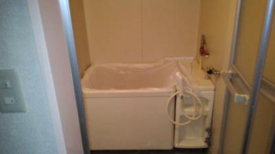 【浴室】レジデンスコスモ2