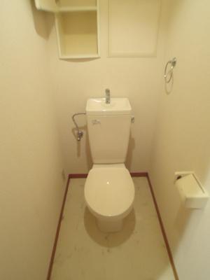 【トイレ】メイプル平和台