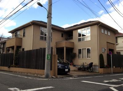 【外観】Casa MM(渋谷賃貸一戸建て)