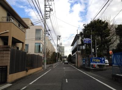 【周辺】Casa MM(渋谷賃貸一戸建て)
