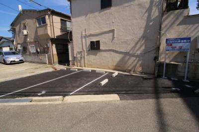 【駐車場】高取マンション