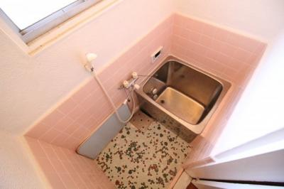 【浴室】高取マンション