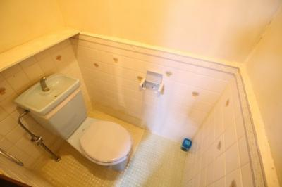 【トイレ】高取マンション