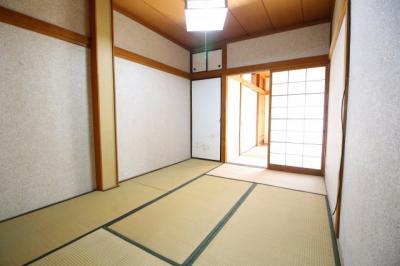 【寝室】高取マンション