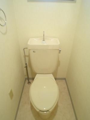 【トイレ】サン・ベルデ