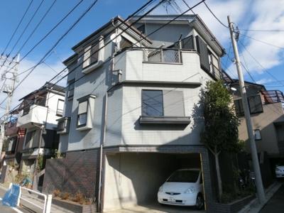 【外観】赤塚8丁目貸家