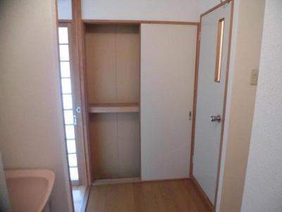 【バルコニー】マンション アートグリーン