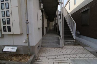 【エントランス】ジェネシス板宿