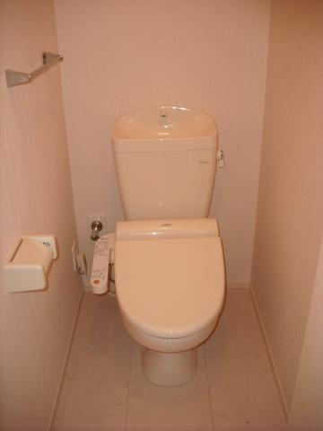 【トイレ】デルソーレ久保台C棟