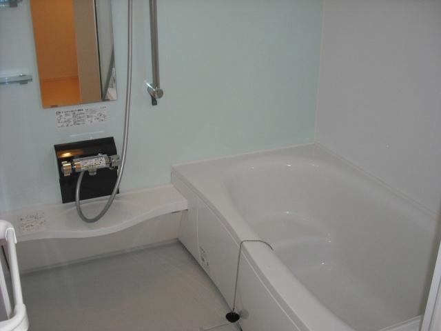 【浴室】デルソーレ久保台C棟