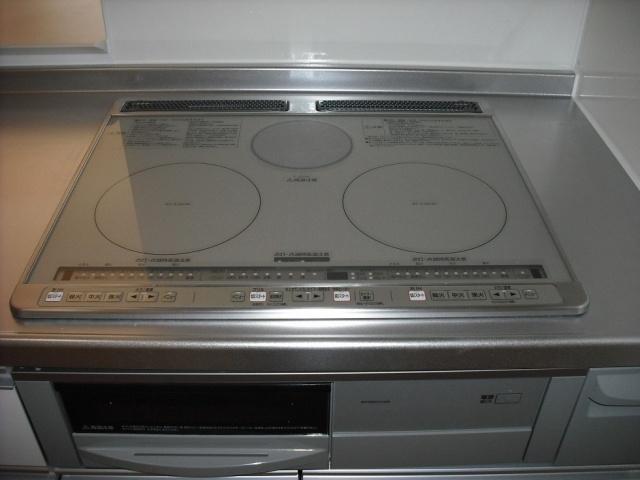 【キッチン】デルソーレ久保台C棟