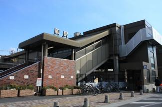 JR阪和線 鳳駅