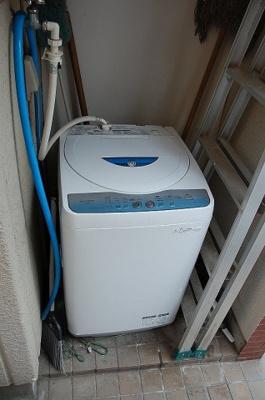 共用洗濯機(無料)
