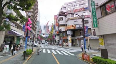 三鷹駅南口商店街