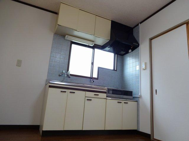 居村マンション キッチン