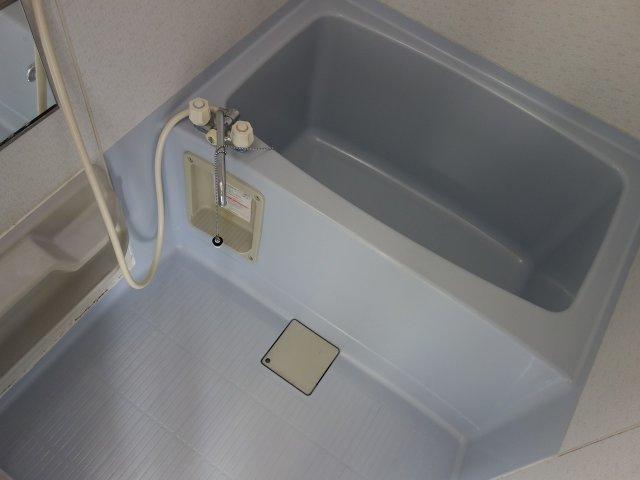 居村マンション 風呂