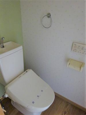 【トイレ】ロイヤルヒルズ大沢川原
