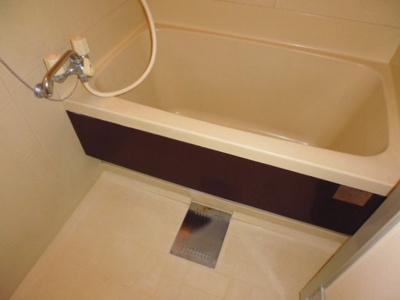 【浴室】コムズスクエア大日