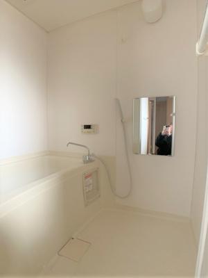 【浴室】ライフマンション