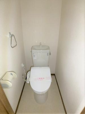 【トイレ】ライフマンション
