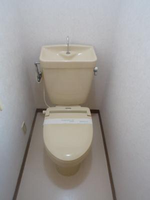 【トイレ】駒ヶ林 貸家