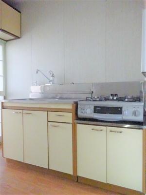 【キッチン】STマンション